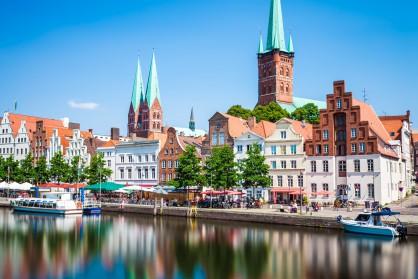 Любек е основан през XII век на мястото на бивша славянска крепост