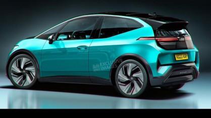 Новият електромобил на Audi