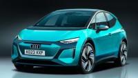 Audi пуска малък електромобил за €20 хиляди