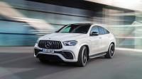 Mercedes-Benz разкри супермощно крос-купе