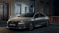 Това е най-новият френски премиум седан