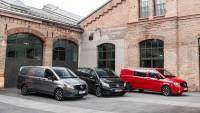 Обновиха лекотоварния Mercedes-Benz Vito