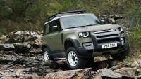 Land Rover разработва малък Defender
