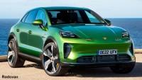 Porsche пуска конкурент на Tesla Model Y