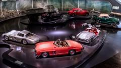 Разгледайте музея на Mercedes-Benz от вкъщи<br /> 1 снимки