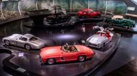 Разгледайте музея на Mercedes-Benz от вкъщи