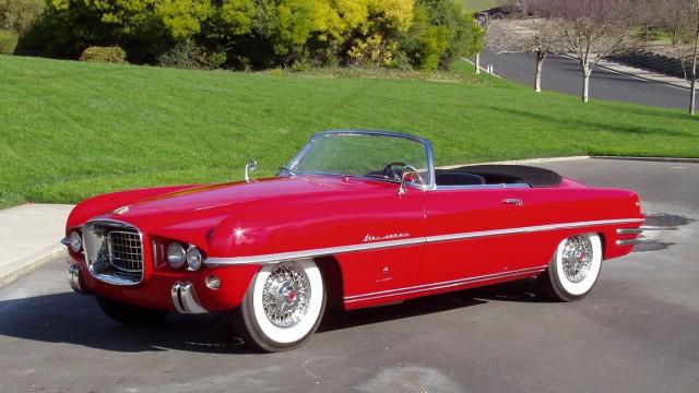 Продавата уникален Dodge от 1954 година