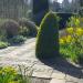 Разходка в ботаническата градина на Кембридж (видео)