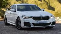 Ето как може да изглежда обновеното BMW 5-Series