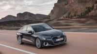 Audi представи седан версията на A3