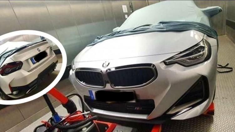 Бъдещото BMW 2-Series Coupe