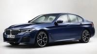 Изтекоха първи снимки от обновеното BMW Серия 5