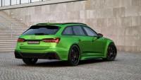 Комби на Audi е по-мощно от Bugatti Veyron