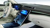 S-класата на Mercedes копира Tesla?
