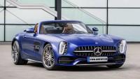 Виртуален опит за възраждане на Mercedes-Benz 300SL