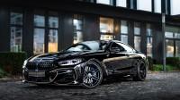Какво може тунинговано BMW M8