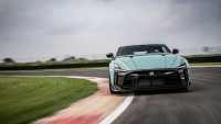 Italdesign показаха суперавтомобила Nissan GT-R50