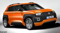 Новият Fiat Panda идва през 2022 година
