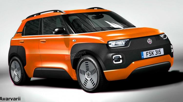 Fiat Panda 2022