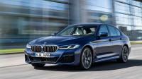 Това е обновеното BMW 5-Series