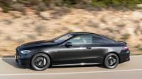 Mercedes E-Class Coupe се сдоби с нов фейслифт