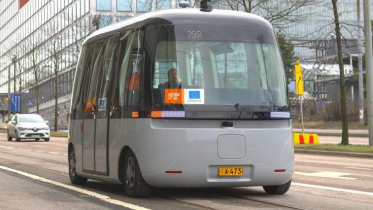 Безпилотните автобуси