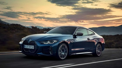 BMW 4-Series Coupe