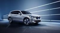 BMW продължава подготовката за изцяло електрическия iX3