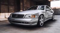 Продават едно от най-мощните кабриота на Mercedes