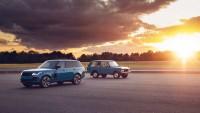 Land Rover отбелязва 50 години Range Rover