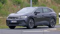 Volkswagen загатна за първия си електрически SUV