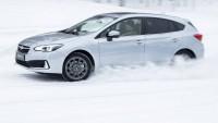 Subaru Impreza e-Boxer се доказа на краш тестовете