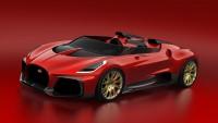Bugatti Chiron все пак ще стане роудстър