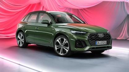 Обновеното Audi Q5