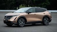 Nissan Ariya дебютира официално с пробег до почти 500 км
