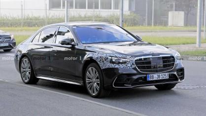 Новият Mercedes S-Class