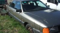 Старо Audi пали след 15 години в полето (видео)