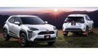 Фабричен тунинг за най-евтиния кросоувър на Toyota