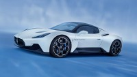 Maserati показа новия си суперавтомобил