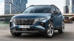 Колко маневрен е новият Hyundai Tucson (видео)<br /> 1 снимки