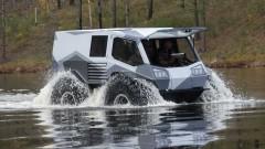 """Създателят на нашумелия """"Шерп"""" патентова нов модел SUV<br /> 9 снимки"""
