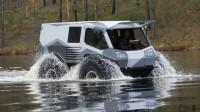 """Създателят на нашумелия """"Шерп"""" патентова нов модел SUV"""