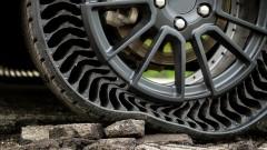 Бъдеще за безвъздушните гуми<br /> 1 снимки