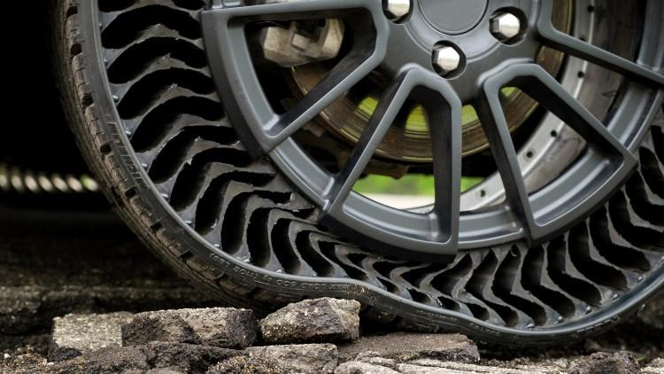 Иновативната гума на Miсhеlin