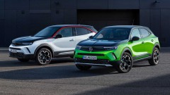 Opel представи новата Mokka<br /> 17 снимки