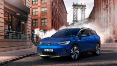 Volkswagen представи първия си електрически кросоувър<br /> 17 снимки
