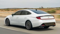 Hyundai показа най-мощната Sonata