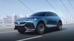 След 2040 г. всяка Honda ще е електромобил<br /> 1 снимки