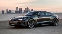 Audi показа как ще произвежда e-tron GT