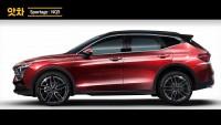 Първи изображения на новия Kia Sportage